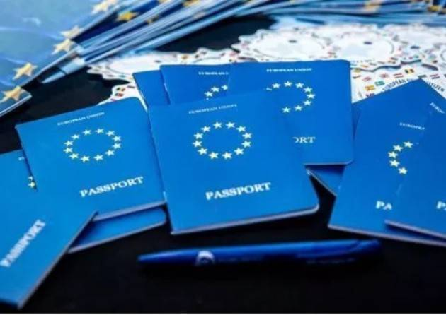 Nel 2017 calano le cittadinanze concesse dai paesi dell'Unione europea