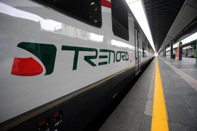 Trenord: nuovo appalto milionario, torna la manutenzione notturna dei treni nelle stazioni