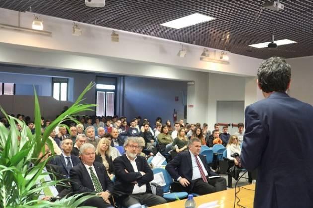 Partite le iniziative per i 90 anni dell'Istituto Stanga. Galimberti: «Per Cremona è un momento importantissimo»