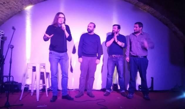 A Brescia 'STAND UP COMEDY '  comicità alternativa il 13 marzo