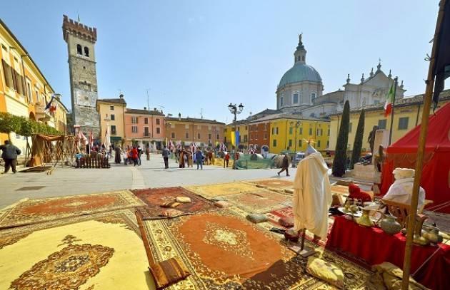 A Lonato del Garda 'Cittadella in Festa' fra arti e mestieri medievali il 31 marzo 2019