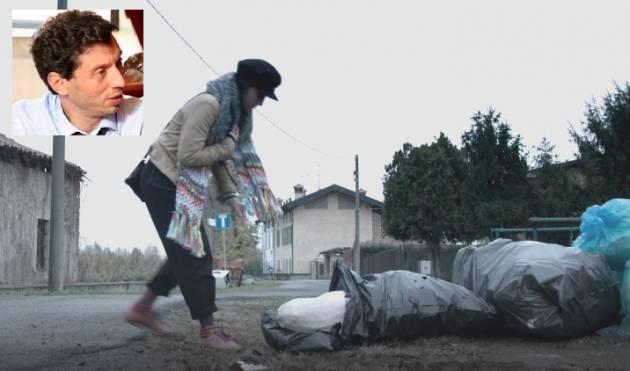 Gianluca Galimberti partecipa, il 14 marzo,alla proiezione del cortometraggio SOLSTIZIO D'INVERNO