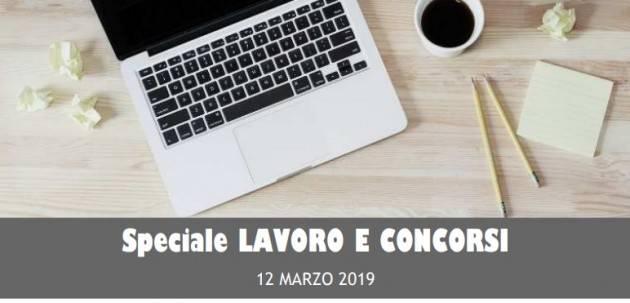 InformaGiovani Cremona Speciale Lavoro e Concorsi Proposte del 12 marzo  2019