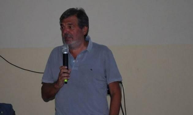 Giorgio Barbieri, noto giornalista sportivo, si candida nella lista 'Cremona Attiva' a sostegno di Gianluca Galimberti.