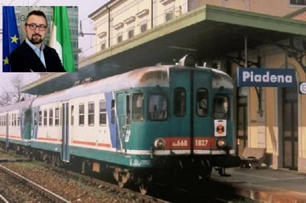 PIADENA, PILONI (PD) SCRIVE ALL'ASSESSORE TERZI PER SOLLECITARE LA POSA DELLA BARRIERA ANTIRUMORE