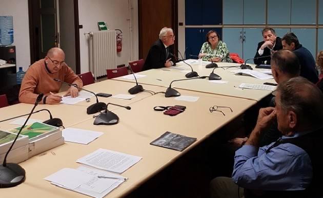 Cremona Encomio a Gino Ruggeri, la conferenza dei capigruppo ha accolto all'unanimità la proposta