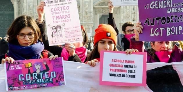 L'8 tutto l'anno per i diritti delle donne