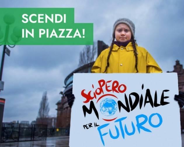 AMNESTY INTERNATIONAL DALLA PARTE DEGLI STUDENTI IN SCIOPERO PER DIFENDERE IL CLIMA