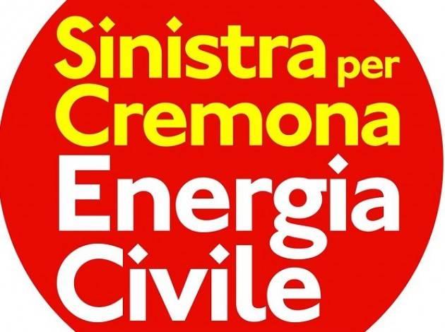 Amministrative 2019 - Sinistra per Cremona Energia Civile per Gianluca Galimberti Sindaco