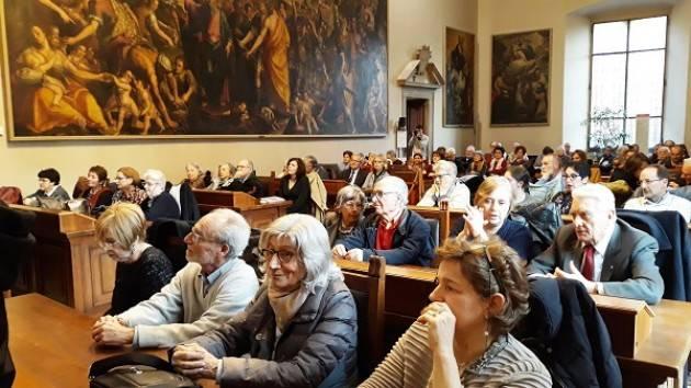 L'ECOLIBRI C'e' del nuovo in Italia  di Fabio Abeni presentato a Cremona