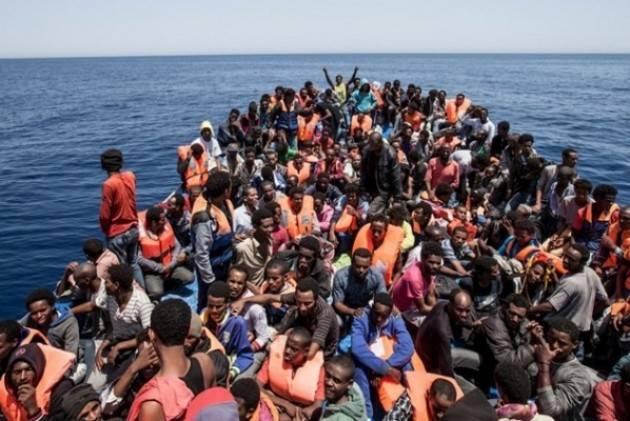 Pianeta migranti. La poesia di Segen canta il dolore dei migranti in Libia.