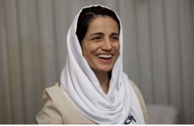 Il caso Una petizione per liberare Nasrin Sotoudeh  (di Emanuele Di Nicola)