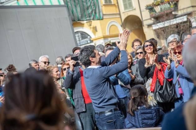 Inaugurata la sede elettorale - Gianluca Galimberti Sindaco