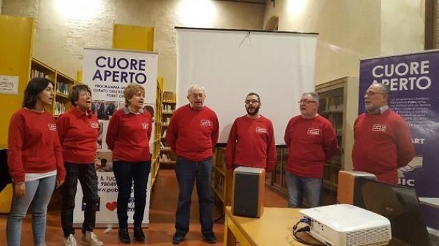 A Pandino due appuntamenti per sostenere il progetto Cuore Aperto di Pobic Onlus