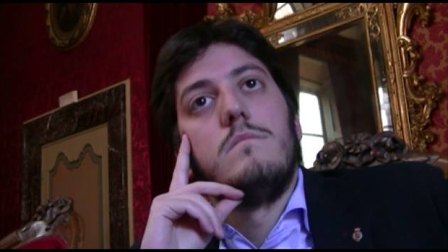 (Video) Luca Burgazzi (Pd): Una lista aperta alla città per sostenere Gianluca Galimberti sindaco di Cremona