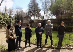 Fondazione Città di Cremona ha presentato ultimazione lavori via 11 febbraio e raccolta fondi OLTRE IL GIARDINO