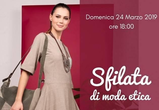 Cooperativa Nonsolonoi presenta la sfilata di moda etica domenica 24 marzo alle 18:00