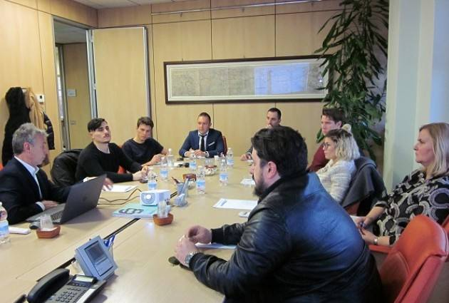 Il Gruppo Giovani Ance Cremona incontra l'Arch. Maurizio Ori