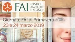 BRESCIA  GIORNATE DEL FAI DI PRIMAVERA il 23 e 24 marzo