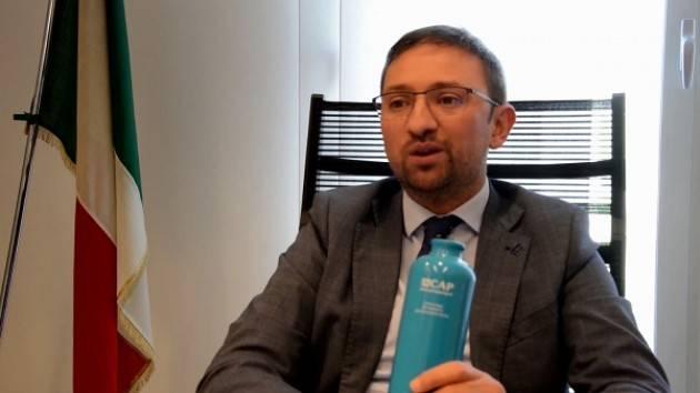 MILANO GIORNATA MONDIALE DELL'ACQUA:  PUBBLICITÁ PROGRESSO E GRUPPO CAP