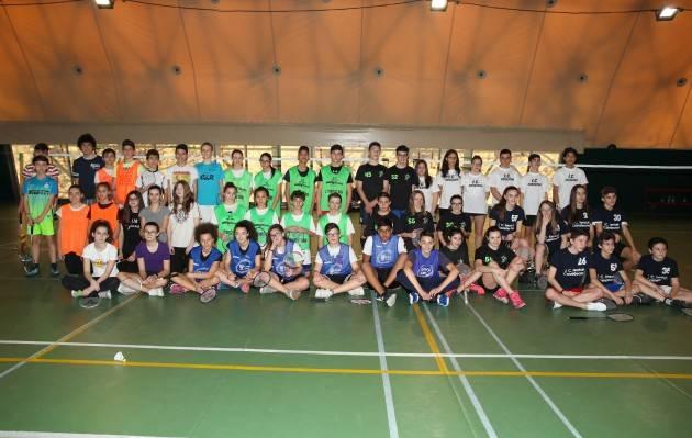 A Crema si sono svolti i campionati Provinciali studenteschi di Badminton