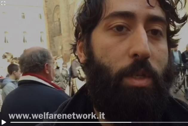 A Crema Presidio Libera Giornata della memoria  contro la mafia ( Video Emanuele Mandelli)