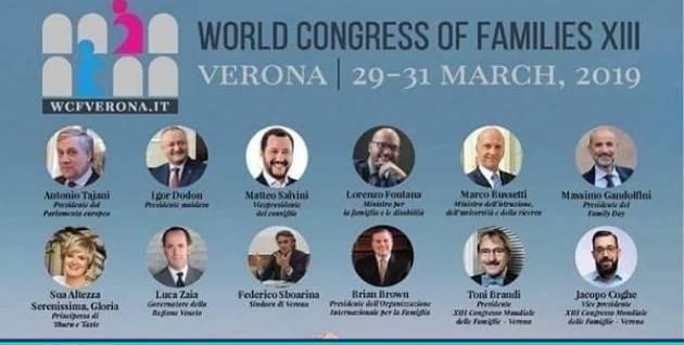 Congresso Mondiale delle Famiglie: ritorno al passato