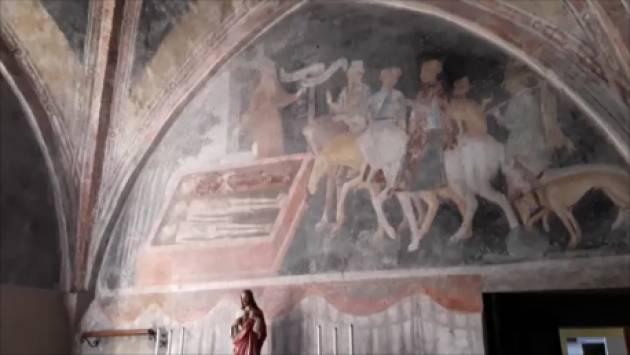 Giornate FAI di Primavera La visita guidata alla chiesa di San Luca di Cremona (Video di G.C.Storti)