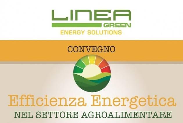 Efficienza Energetica nel Settore Agroalimentare: convegno venerdì 29 marzo