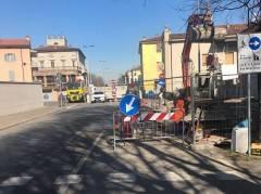 Cremona, Padania Acque S.p.A.: pulizia del tratto fognario del sottopasso in via Brescia