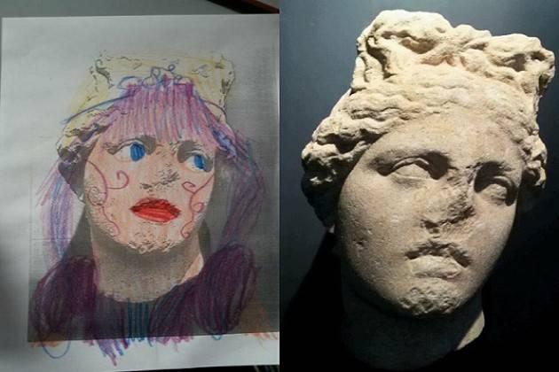 Al Museo Archeologico il 31 marzo appuntamento con Disegniamo l'arte