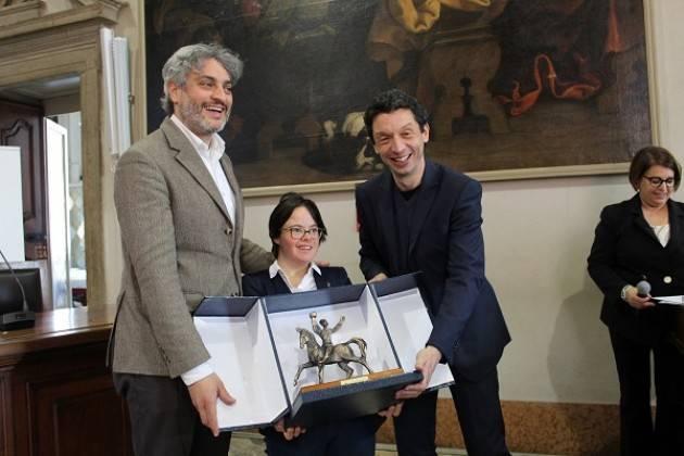 """A Giacomo Gentili e Maria Bresciani il Premio """"L'Atleta Cremonese nel Mondo"""""""