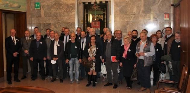 Padania Acque  presenta piano realizzazione di 30 nuove case dell'acqua in provincia di Cremona (Video di G.C.Storti)