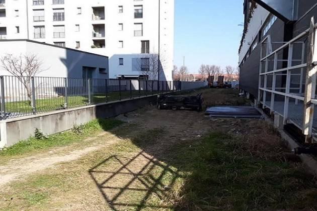 """Via Calipari, Galimberti: """"Al posto di una striscia di erba abbandonata ora c'è una strada!"""""""