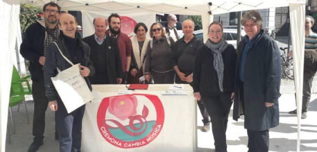 Elezioni2019 Francesca Berardi la candidata sindaco della lista civica 'Cremona cambia musica'