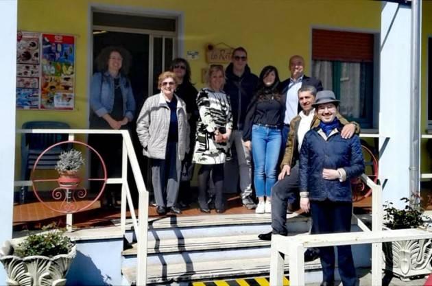 ElezioniSindaco 2019 Casalmaggiore. Continua la campagna Fabrizio Vappina