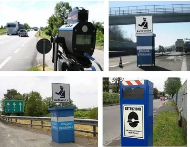 ADUC Sicurezza stradale e buon diritto. Meno male che c'é l'Europa. Addio autovelox?