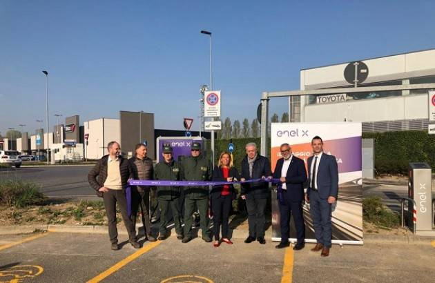 La mobilità sostenibile approda a Cremona grazie a Enel X