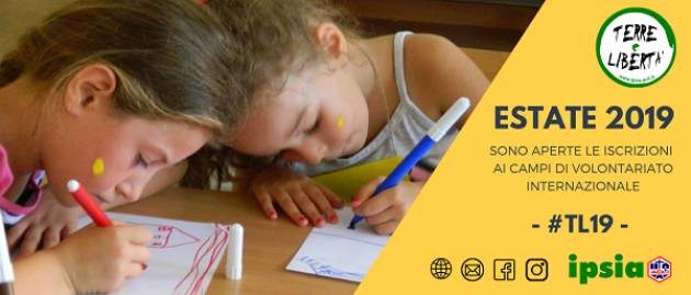 Acli Cremona. Il progetto Campi di volontariato internazionale con IPSIA