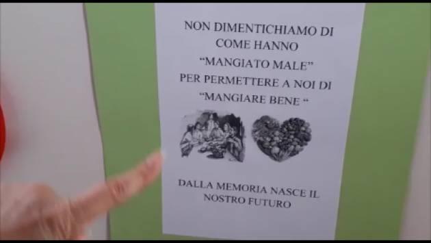 Cremona Viaggio della Memoria 2019 Intervista a Ilde Bottoli (Video G.C.Storti)