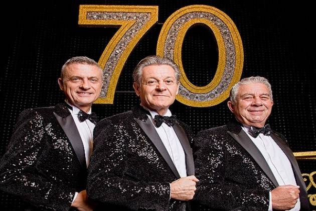I Legnanesi tornano in scena al Teatro Ponchielli con il nuovo spettacolo 70 anni di risate l'8 e il 9 aprile