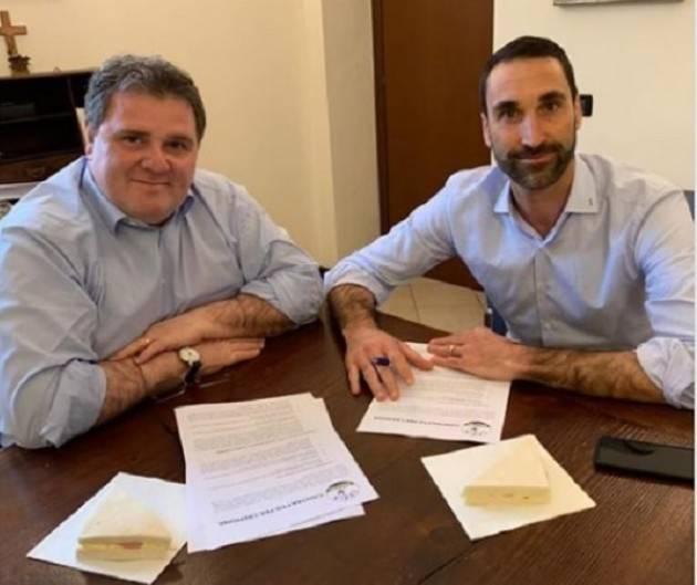 ElezioniCremona2019 Alessandro Zagni ha vinto ! Carlo Malvezzi gli ha firmato il contratto (di G.C.Storti)