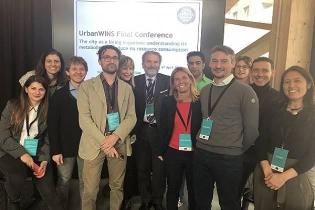 Progetto UrbanWINS: Cremona protagonista a Bruxelles per la conferenza finale