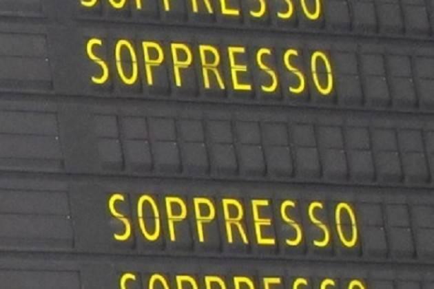 Cremona: guasto alle porte, cancellato il treno per Milano