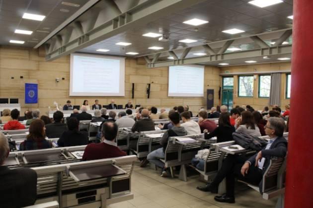 """Grande partecipazione al seminario """"VERSO IL CONTRATTO DI FIUME DELLA MEDIA VALLE DEL PO"""""""