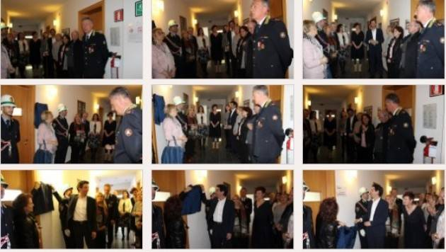 Intitolata a Roberto Ferrari la Sala Riunioni del Comando della Polizia Locale di Cremona
