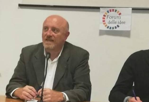 Cremona Forum delle Idee Resoconto serata con Piero Graglia sul tema 'Europa: il futuro adesso'