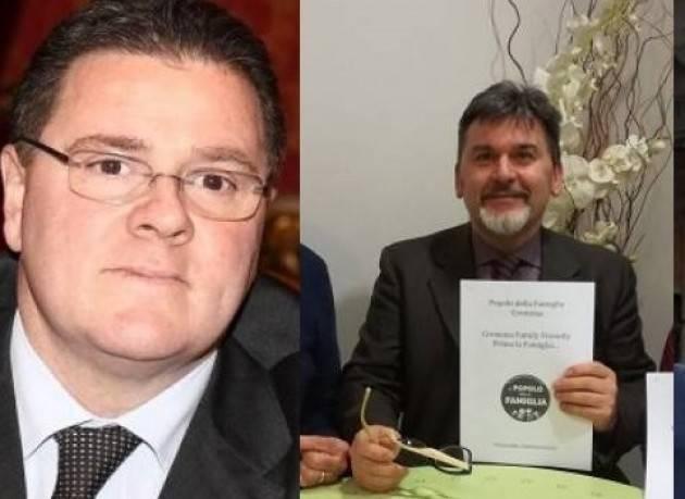 ElezioniCremona2018  Il Popolo della Famiglia incontrerà Carlo Malvezzi il prossimo 8 aprile