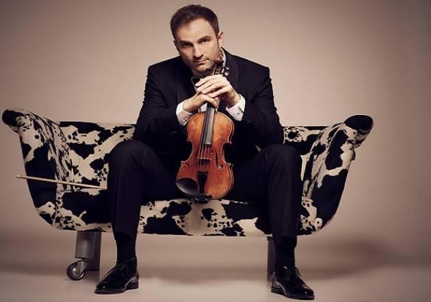 Stefan Milenkovich chiude la stagione concertistica del Ponchielli giovedì 11 aprile