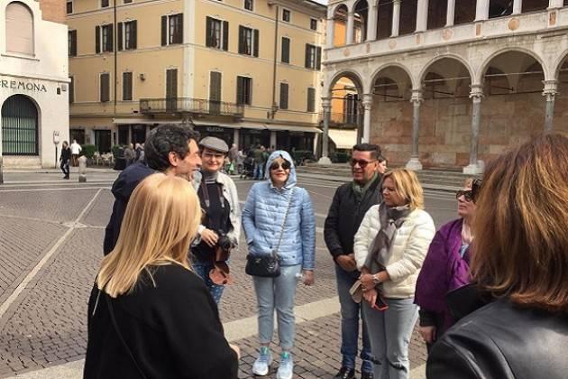 Cremona sempre più meta di interesse per il turismo estero